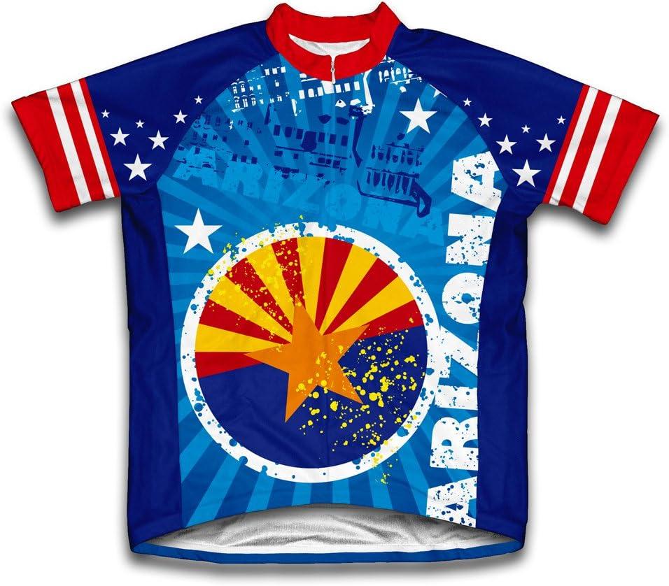 ScudoPro Arizona Short Sleeve Cycling Jersey for Women