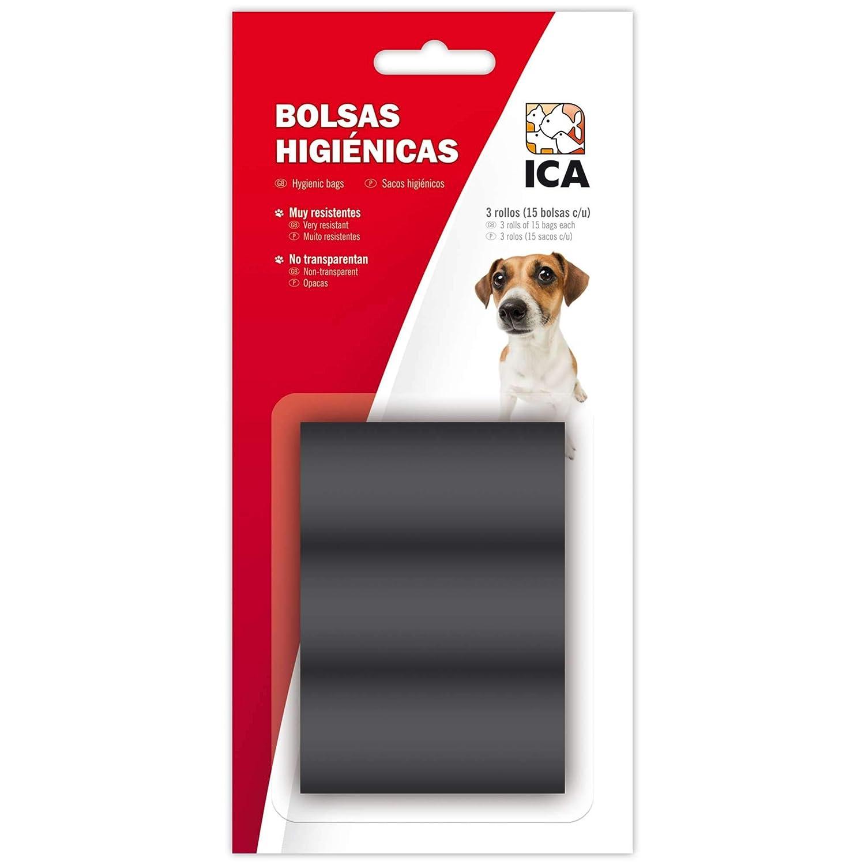 Amazon.com : ICA TD2105 Refill Dispensing Bags, Black : Pet ...