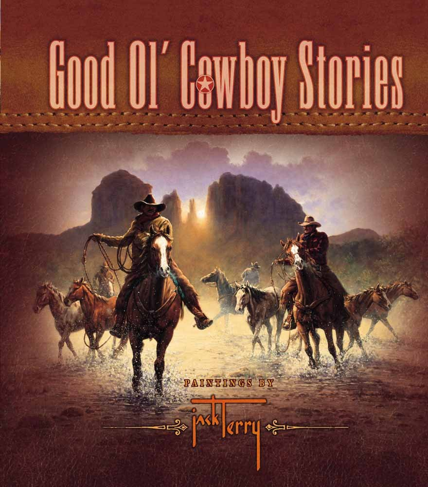 Download Good Ol' Cowboy Stories ebook