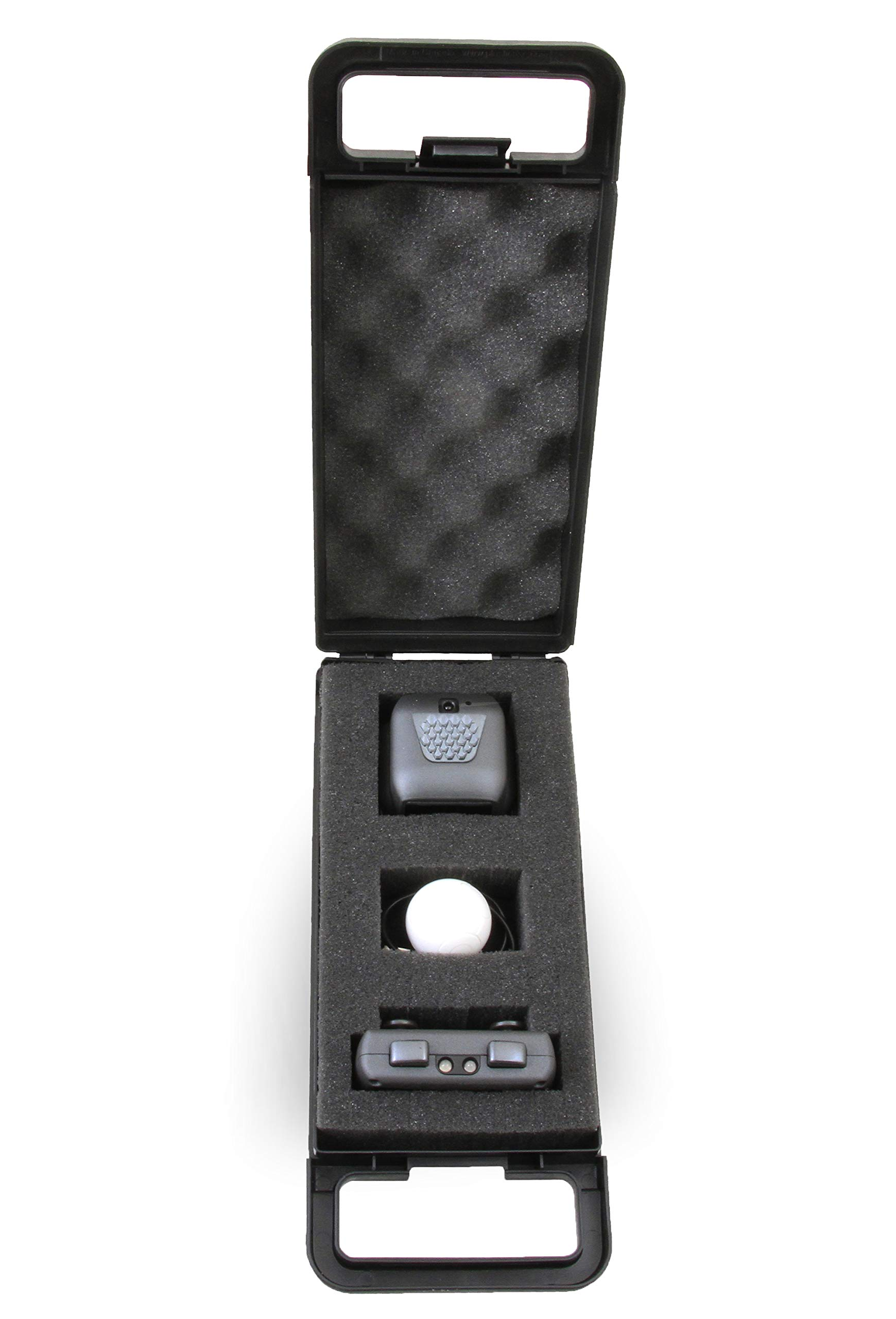 CASEMATIX Carry Case Fits Boxer A.I. Robot Toy Mini Interactive W/ Personality and Emotions - Fits Boxer AI Robot , Controller , Charger and Accessories - Includes CASE ONLY