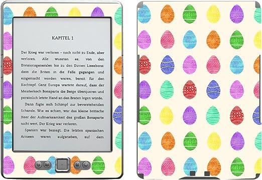 Disagu SF de 103567 _ 963 Diseño Protector de Pantalla para Amazon Kindle 4 eReader Diseño Huevo de Pascua Ballet Transparente: Amazon.es: Informática