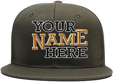Funny Words Unisex Hip Hop Cap Adjustable Snapback Hats Caps