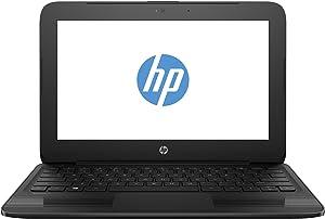 "HP Stream 11 Pro G3 Intel Celeron N3060 X2 1.6GHz 4GB 64GB 11.6"" Win10, Black"