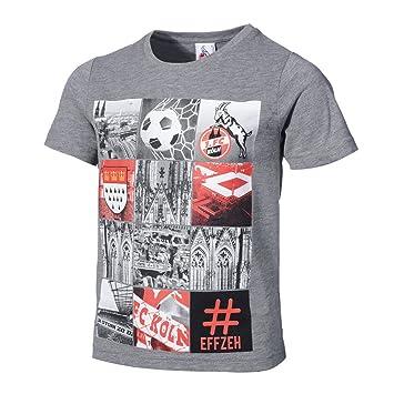 Kinder T Shirt Schönhauser Str 1 Fc Köln Gr 164 Amazonde