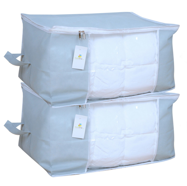 Homestrap Big Underbed Storage - Grey