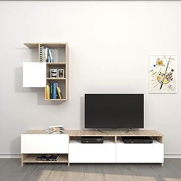THETA DESIGN by Homemania TV-Halterung, Mobile TV Draco ...