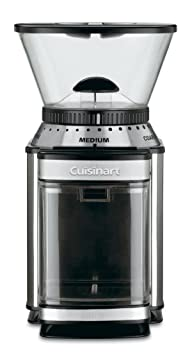 Cuisinart DBM-8AMZ Supreme Grind Automatic Burr Mill, Stainless Steel at amazon