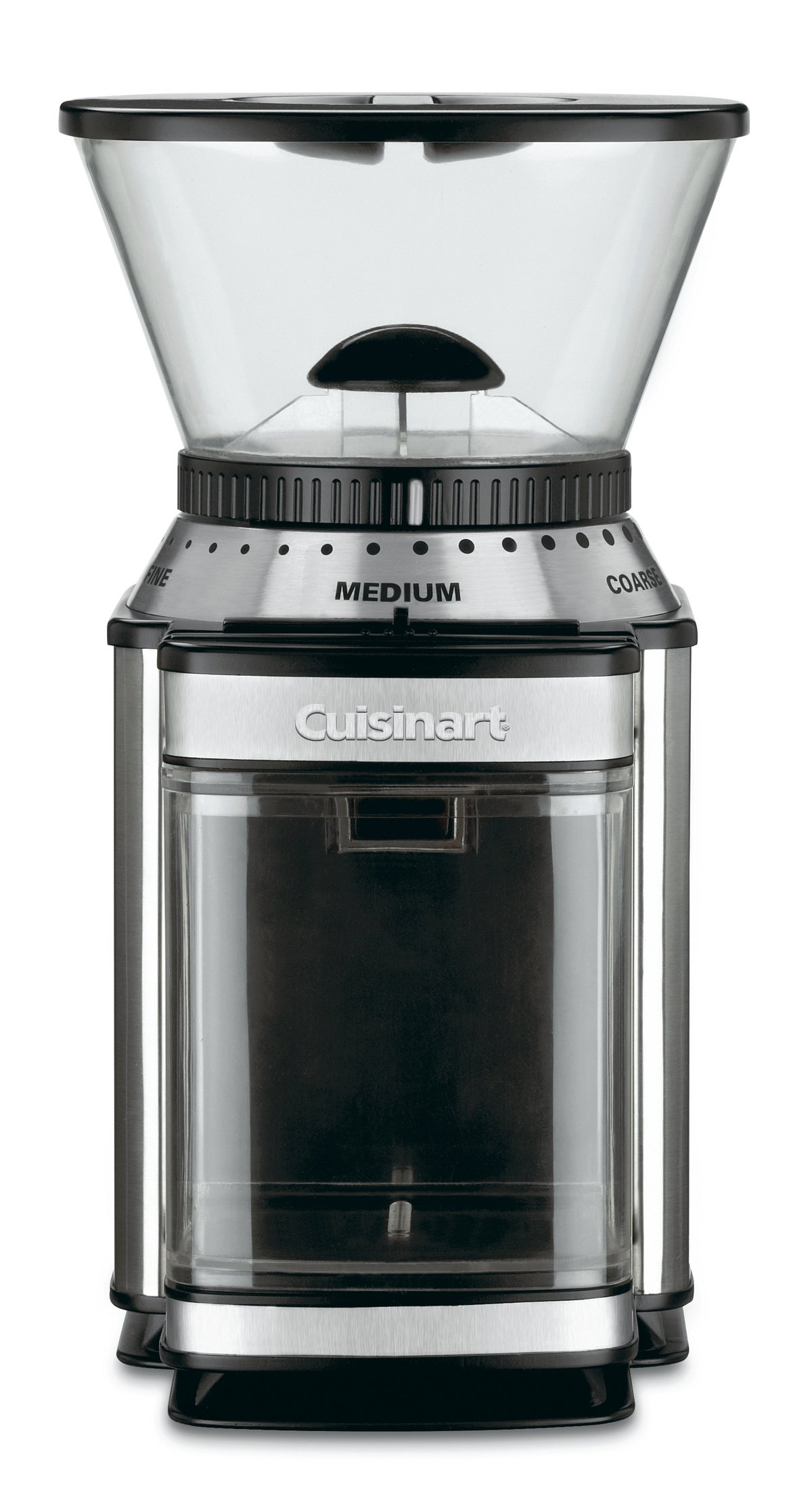 Cuisinart DBM-8 Supreme Grind Automatic Burr Mill, Stainless Steel