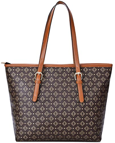 Coofit Women's Purses and Handbags PU Leather Handbag Tote Bag ...