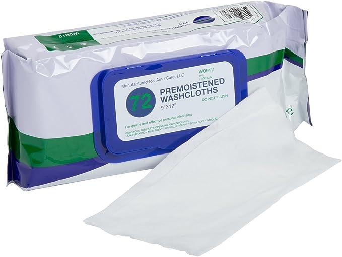 Toilet Paper, Wipes & Sprays