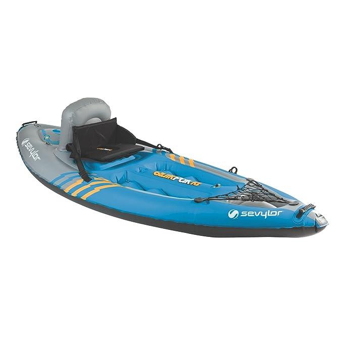 SEVYLOR Quikpak K1 - Kayak para 1 Persona: Amazon.es ...