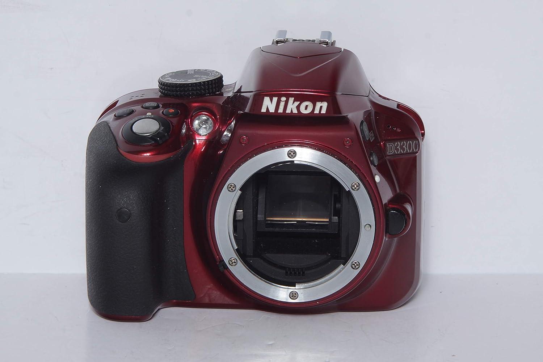 Nikon D3300 Cámara réflex Digital de 24.2 MP Cmos con Auto Focus-s ...
