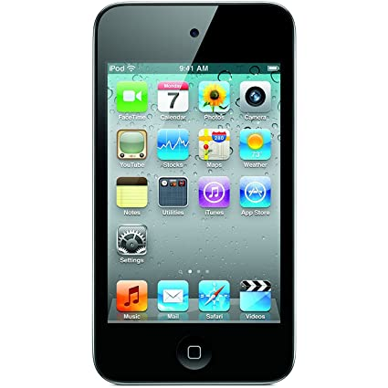 amazon com apple ipod touch 16gb black 4th generation rh amazon com iPod Touch 4th Generation Manual iPod Touch 8GB User Manual
