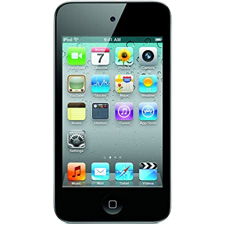 Review Apple iPod touch 16GB Black (4th Generation) (Discontinued by Manufacturer)