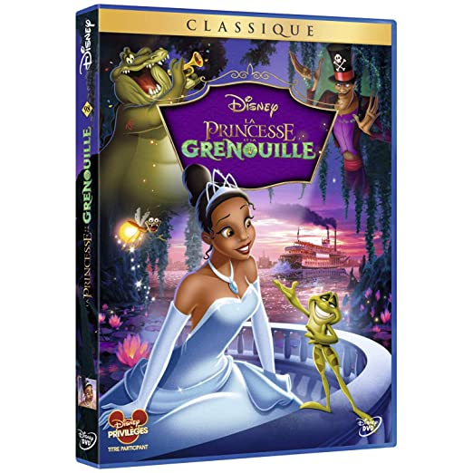 La Princesse et la grenouille [Francia] [DVD]: Amazon.es: Ron ...