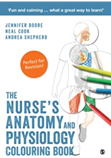 The Nurses Anatomy And Physiology Colouring Book