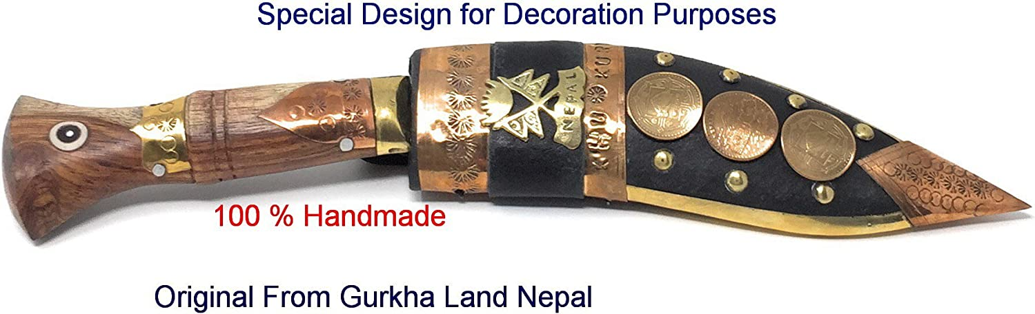 Gurkha Kukri Original From Gurkha Land Nepal