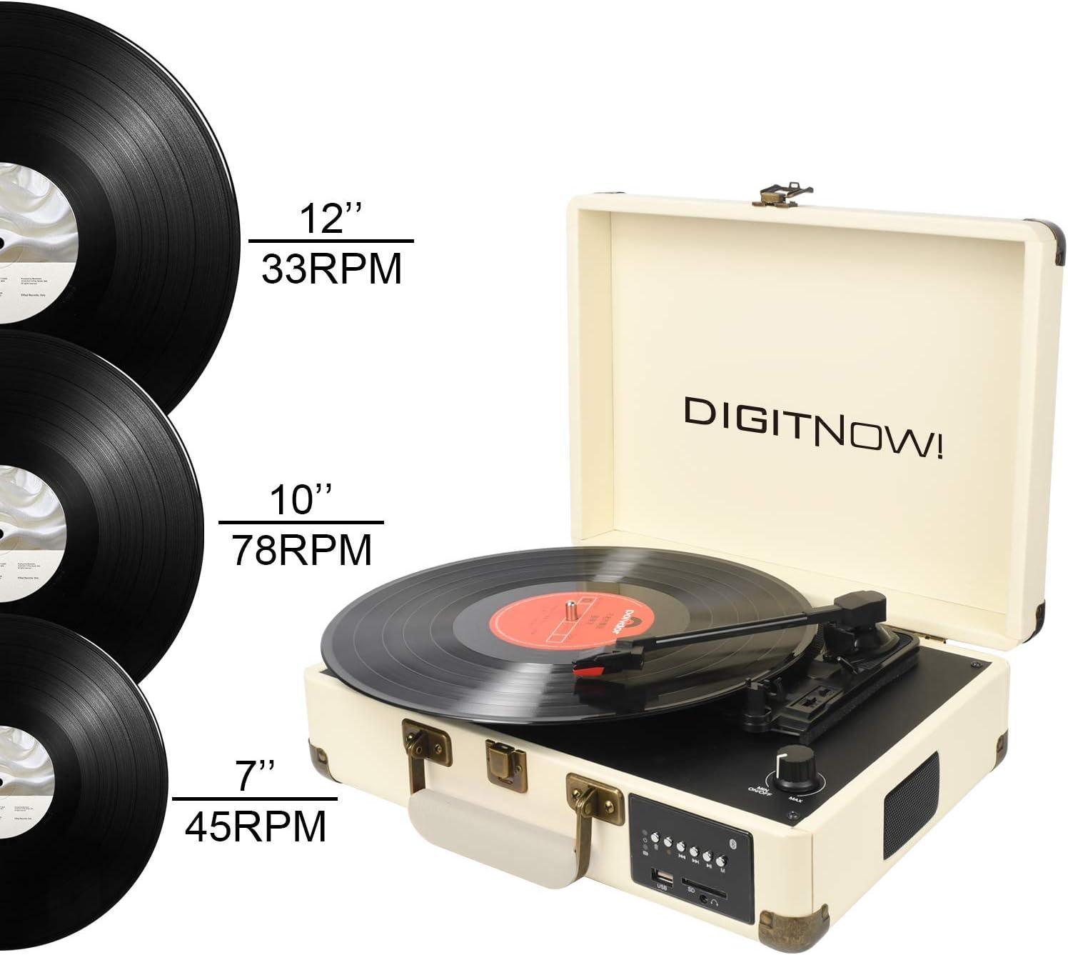 Amazon.com: digitnow, Blanco: Home Audio & Theater