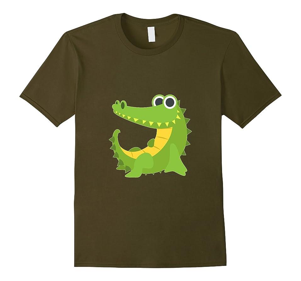 Amazon alligator crocodile cute zoo animal reptile t shirt amazon alligator crocodile cute zoo animal reptile t shirt clothing buycottarizona