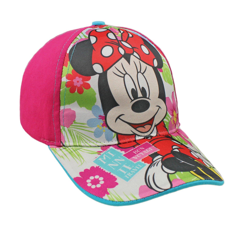 Minnie 2200000249–Berretto Basic per bambini, colore: rosa, taglia unica Cerdá
