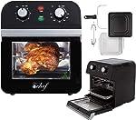 Deco Chef XL 12.7 QT Oil Free Air Fryer Multi-Function High