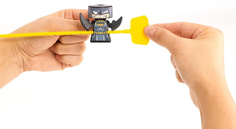 VS Rip-Spin Warrior DC Comics Batman Figure Mattel DRH88