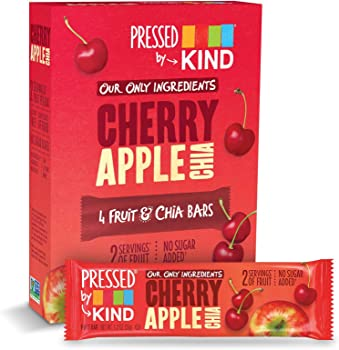 24-Count Pressed by Kind 1.2-oz Fruit Bars