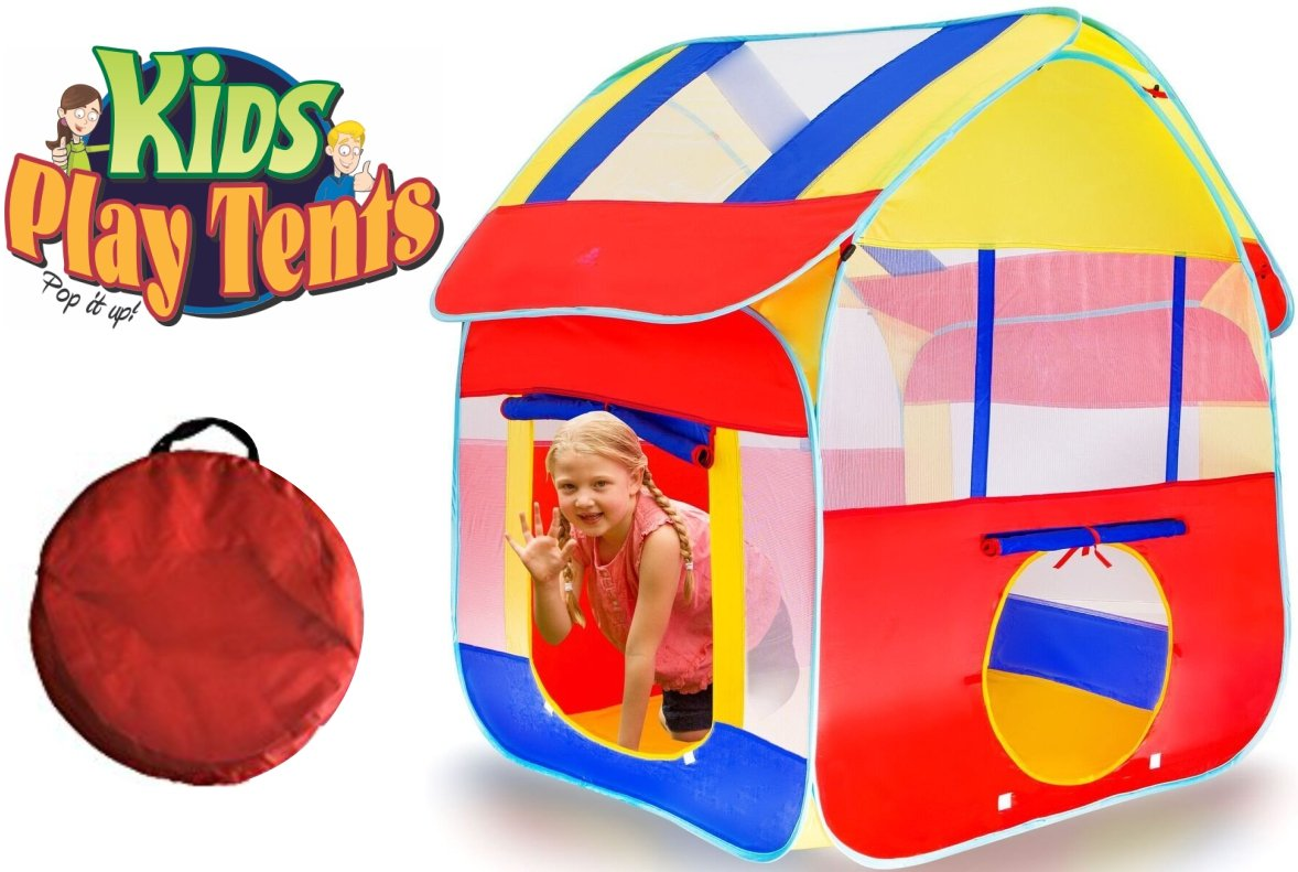 Big House Pop Up Play Tent for Kids