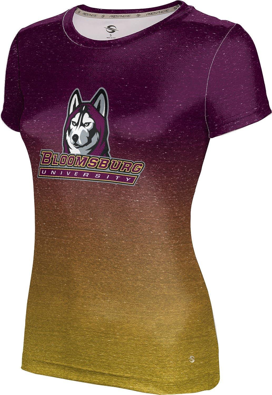 Ombre School Spirit Sweatshirt ProSphere Bloomsburg University Girls Zipper Hoodie