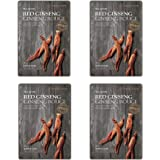 The Face Shop Real Nature Face Mask, Red Ginseng, 20g (Pack of 4)