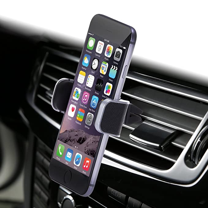 info for aa886 7496a Dash Crab MONO - Genuine Leather Car Mount, Luxury Premium Air Vent Cell  Phone Car Holder for iPhone 7 Plus 6 6s Plus Samsung Galaxy S7 S6 Edge Note  ...