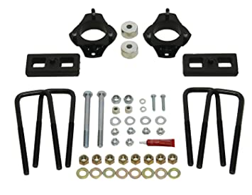Made in America Toyota Tacoma 2.75 Front//1 Rear Lift Kit 2.75-1 Level Lift Kit Performance Accessories Toyota Tacoma 2.75 Front//1 Rear Lift Kit 2.75-1 Level Lift Kit fits 2005 to 2016 PATL231PA