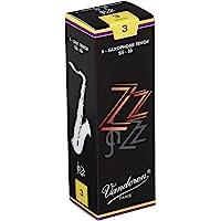 Vandoren SR423 - Caja de 5 cañas para saxofón tenor