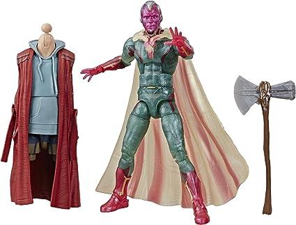 Marvel Legends Captain America guerre civile Marvel Legends Figures Wave 3 cas de 8