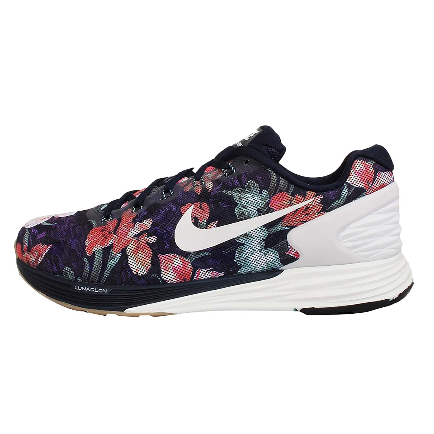 sports shoes 247c0 83f60 Nike Lunarglide 6 Photosynthesis Mens Running Shoes, Dark Obsidian, Size 13  US  Buy Online at Low Prices in India - Amazon.in