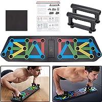 aiface 13 in 1 Push-Ups Handvat Push up Rack Board Opvouwbare Push-Up Board Multifunctionele Fitnessapparatuur Voor…