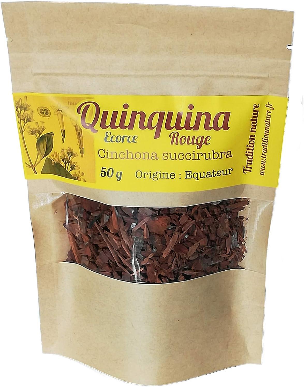 Corteza de quina roja para infusión bolsa de 50 g (Cinchona ...