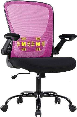 Mesh Office Chair Ergonomic Desk Chair Massage Computer Chair