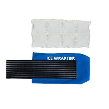 Amazon.com: Hielo Wraptor envoltura de hielo frío/Wrap con ...