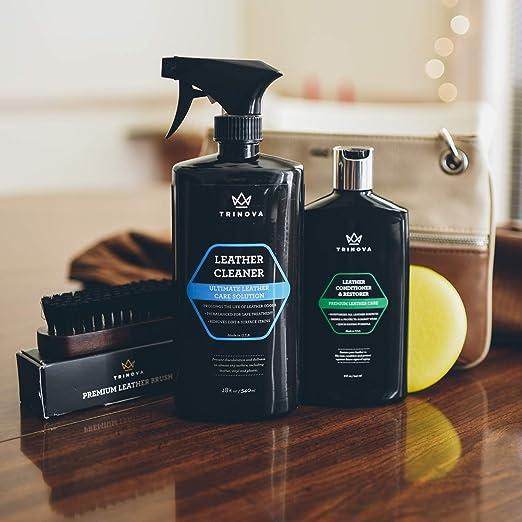 Amazon.com: Cepillo de cuero para limpiar muebles ...