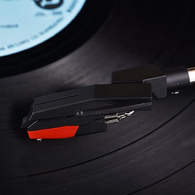 fonpeak - láser con 5 agujas de repuesto para lápiz ...
