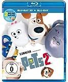 Pets 2 (3D): Blu-ray 3D + 2D