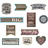 Profesor Created Resources Home Sweet Classroom Positive Sayings Clingy Thingies Accents (TCR77875)