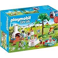 PLAYMOBIL City Life Fiesta en el Jardín,