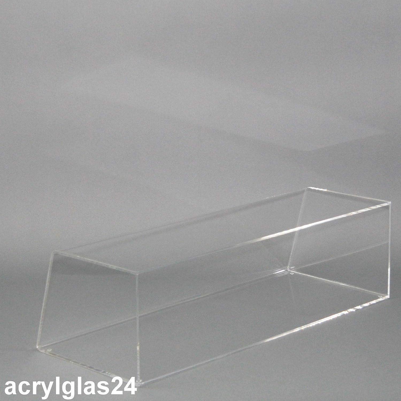 Acrylglas24 Thekenaufsatz aus original PLEXIGLAS® XT 60cm