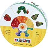Mudpuppy Eric Carle The Very Hungry Caterpillar Deluxe Puzzle Wheel