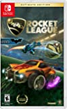Rocket League: Ultimate Edition Nintendo Switch Games and Software