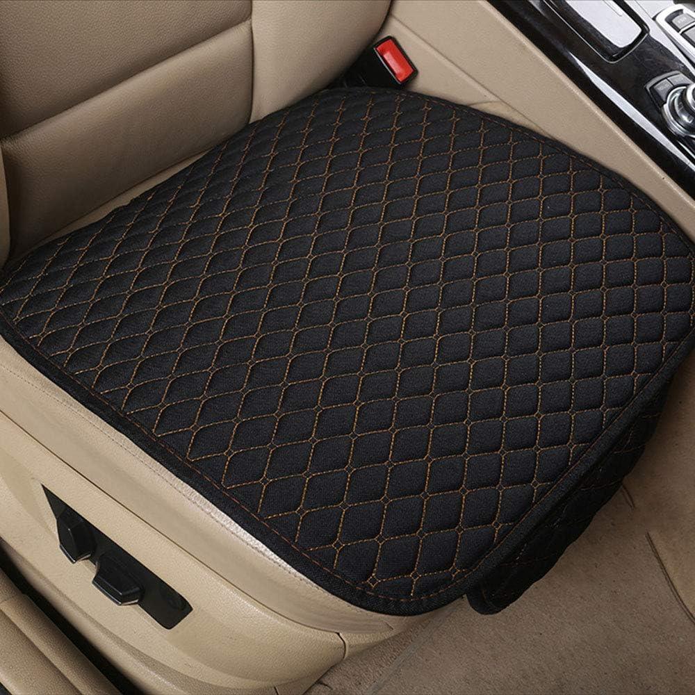 Fenghong Coprisedile per Auto Cuscino in Cotone Cuscino per Biancheria per seggiolino Auto Universale Cuscino per Sedile coprisedili per Auto Protezione per Divano Marrone
