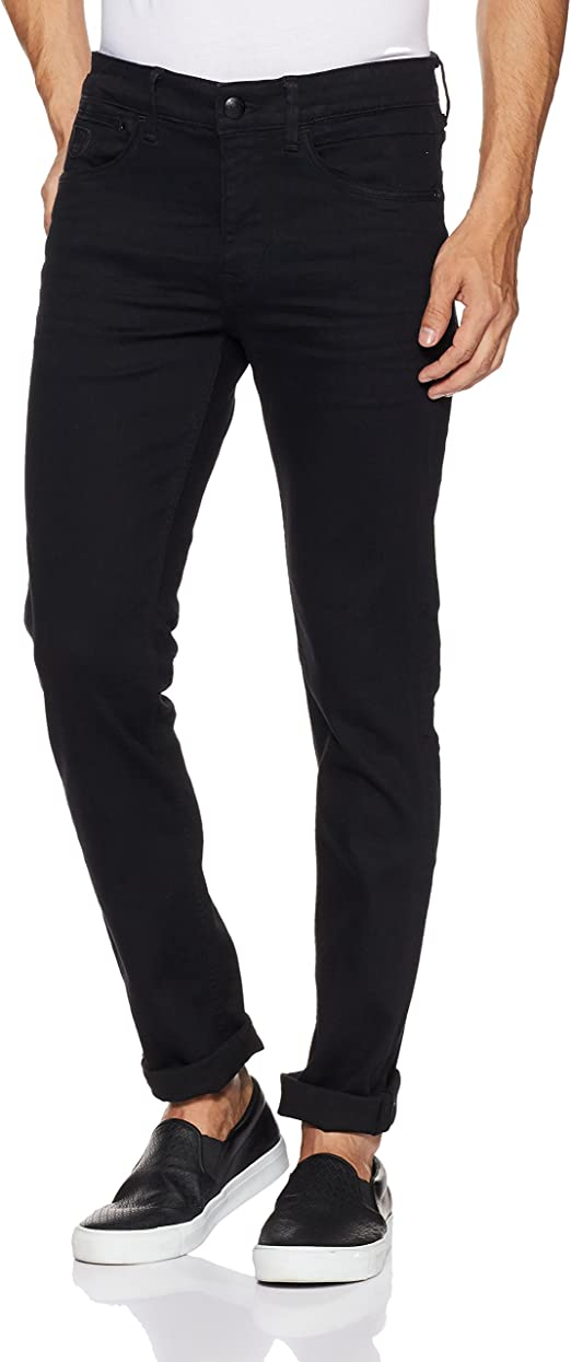 US Polo Association Men's Skinny Fit Stretchable Jeans Men's Jeans at amazon
