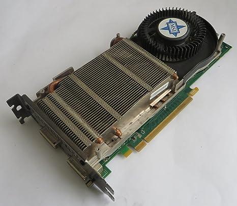 Amazon.com: MSI nx8800gt – 512 M OC 16 puertos MB 512 MB ...